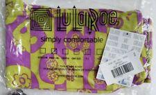 Lularoe Halloween Sugar Skulls L/XL Kids Leggings Purple Green New with Tags! #1