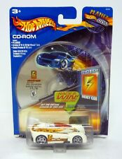 HOT WHEELS ELECTRICAL ENERGY CAR Planet Hot Wheels.com CD-ROM MOC COMPLETE 2002