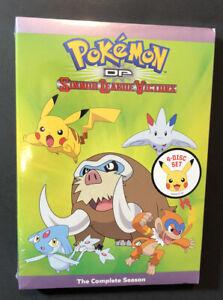 Pokemon DP Sinnoh League Victors [ The Complete Season ] (DVD) NEW