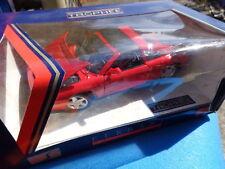 Maisto 804 - Ferrari 348 TS 1990 Rouge 1:18 NB
