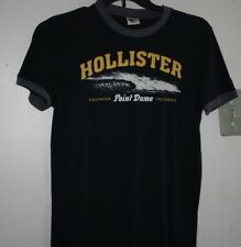 Hollister Southern California Shirt Mens size M Point Dune Beach Blue  -FFFF