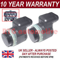 2X FOR VW LUPO TOUAREG SCIROCCO VENTO DERBY EOS PDC PARKING SENSOR 2PS2005S