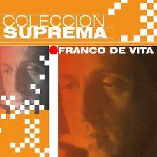 Franco De Vita Coleccion Suprema CD New
