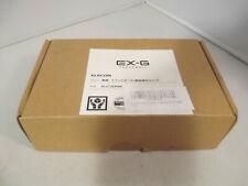 Elecom Ex-G Wireless Trackball Function Black New M-Xt3Drbk