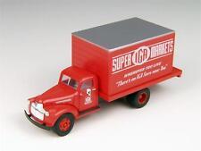 """Mini Metals 1/87: 30334 41/46 Chevrolet Koffer-Lkw """"IGA Super Markets"""""""