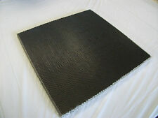 "Laser Machine Replacement Honeycomb Grid Sheet - 1/4"" Cell, 24x24, T=.500"""