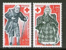 TIMBRES 1959-1960 NEUF XX LUXE  - CROIX ROUGE - SANTONS DE PROVENCE
