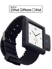 KOKKIA i10sWatch (Black) Bluetooth iPod Transmitter - iPod Nano 6G Watch