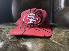 Vintage San Francisco 49ers Starter Snapback Star Collision NWT