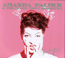 Amanda Palmer & The Grand Theft Orchestra ‎– Theatre Is Evil neu & ovp