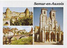 France Postcard - Semur-En-Auxois - [Cote-d'Or] - Panorama De La Ville   SM315