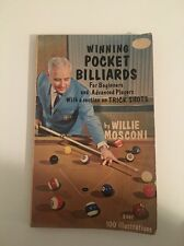 Winning Pocket Billiards : For Beginners and Advanced Players / Mosconi