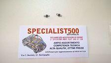 FIAT 500-126  D'EPOCA  COPPIA  MOLLE MASSETTE SPINTEROGENO