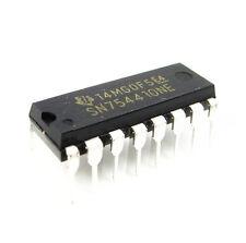 10PCS SN754410 SN754410NE IC HALF-H DRVR QUAD 16-DIP NEW