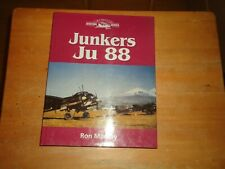 @@@ JUNKER JU 88 RON MACKAY CROWOOD AVIATION VGC @@@