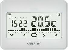 BPT TH/550WH - BPT 845AA-0010 - TH/550 WH CRONOTERMOSTATO DIGITALE A PARETE .