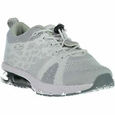 CMP Trainers Sport Shoes Kids Knit Fitness Shoe Grey Breathable Lightweight