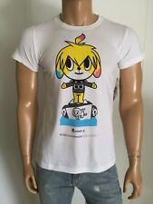 Tokidoki Peggy Guggenheim Men's T-Shirt Size L