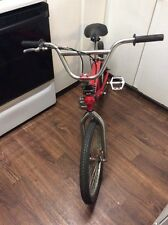 Vintage BMX Xgame Bicycle With Rare Logo Right On The Frame Bike