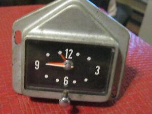 Original 1960-1962 AMC Rebel,Classic,Ambassador Clock, untested