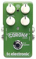 TC Electronics*Corona Chorus*Guitar Effect Pedal+WARRANTY FREE SHIP NEW