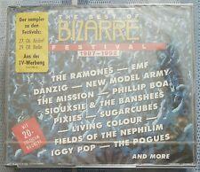 The Best Of Bizarre Festival 1987 - 1992 CD Rare HTF New/Sealed Ramones Iggy Pop