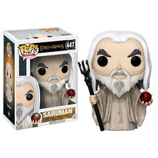 The Lord of the Rings - Saruman Pop! Vinyl Figure NEW Funko