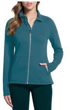 Skechers Ladies' Go Walk Full Zip Jacket Blue Size Large 3534