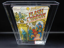 AFA 80+ 1979 vintage Mattel FLASH GORDON Lizard Woman action figure MOC sealed !