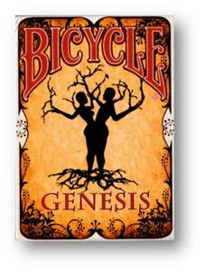 Genesis Bicycle Poker Deck Poker Playing Cards Cardistry