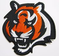 1 LOT OF (1) NFL CINCINNATI BENGALS TIGER PATCH ITEM # 06