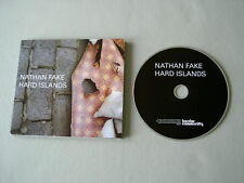 NATHAN FAKE Hard Islands CD album