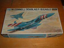 Vintage FUJIMI Model McDONNELL - DOUGLAS F-15 EAGLE Kit #5A27