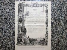 La pergamena di Roma al Re Umberto I per il soccorso a Napoli nel 1884