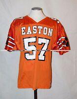 Vintage Wilson Game Worn Easton Bengals Football Jersey sz L