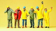 Preiser 68214 Arbeiter ; 1:50 Figuren