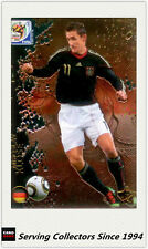 #81 Klose Star Metalized 2010 Panini World Cup Soccer Trading Card-HOT