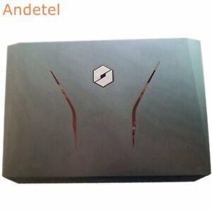 Mechrevo MR X6 X6S X6M X6E Laptop Back Cover LCD Shell Rear Lid Top Case Metal