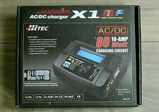 Hitec X1 MF 80-Watt Multi-Function AC/DC Battery Charger