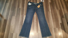 HINT LADIES WOMAN DENIM JEANS  SIZE 13 NWT, FREE SHIPPING.