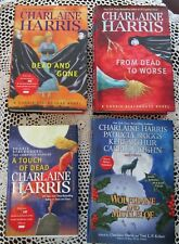 Charlaine Harris Lot of FOUR-4 Hardcover Books Like New 3 Are Sookie Stackhouse