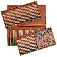 Derwent Lightfast Professional Oil Based Colour Pencils - 100 Colour Wooden Box