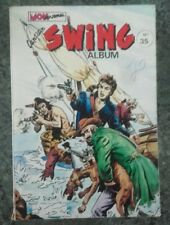 Album n 35 Captain Swing - numéros 135, 136, 137 - 1977 - petit format