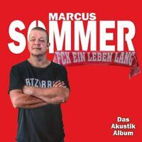 MARCUS SOMMER - FCK EIN LEBEN LANG-DAS AKUSTIK ALBUM   CD NEU