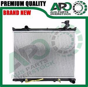 Premium Quality Radiator For KIA Sorento BL 2.5L Turbo Diesel 2007-2009