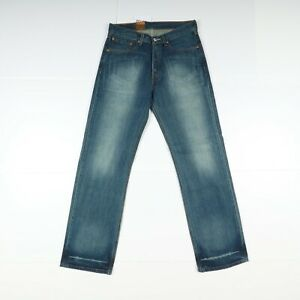 Jeans Levi's 508 Loose And Low Fit Jeans (NV132) W30 L34 Nuovo Deadstock Uomo