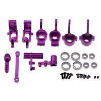1/10 RC Car Repair Kit for HSP 94122 94123 94111 94188 Hub/Steering Parts