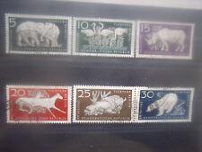 DDR , Mi. Nr. 551 - 56 gestempelt , s. Foto