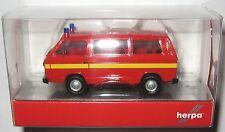 Herpa 091848 VW T3 Fensterbus Feuerwehr 1:87 HO