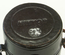 Nikon Brown Leather Lens Case